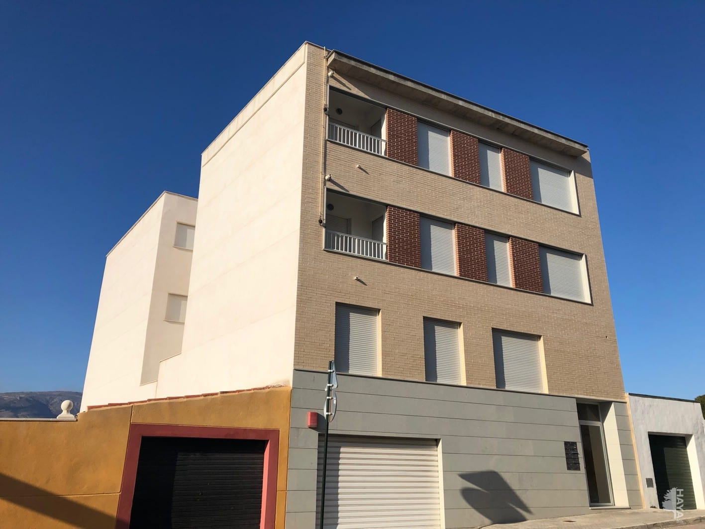 Piso en venta en Viaducte, Alcoy/alcoi, Alicante, Calle Sant Joan de Ribera, 75.000 €, 2 habitaciones, 1 baño, 69 m2