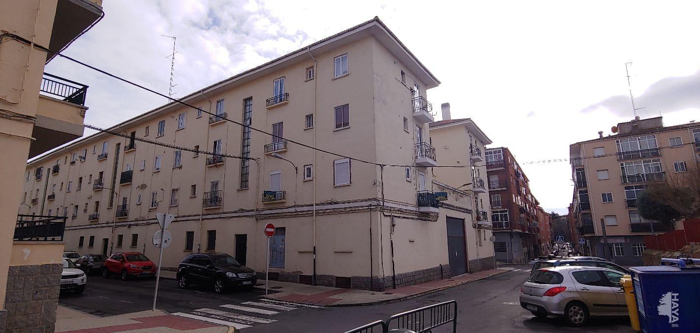Piso en venta en Ávila, Ávila, Calle Burgos, 50.100 €, 3 habitaciones, 1 baño, 79 m2