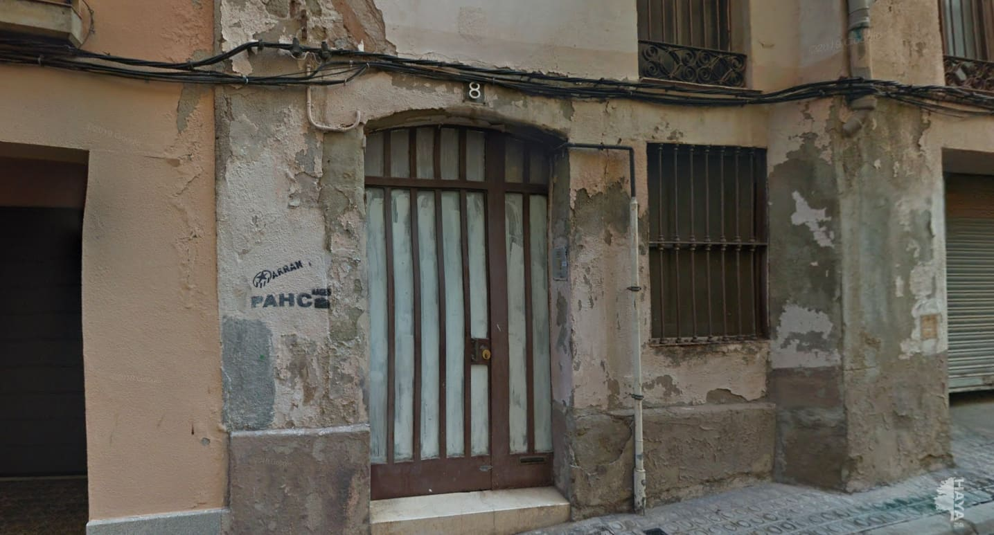 Piso en venta en Centre Històric de Manresa, Manresa, Barcelona, Calle Pedregar, 75.100 €, 2 habitaciones, 1 baño, 81 m2