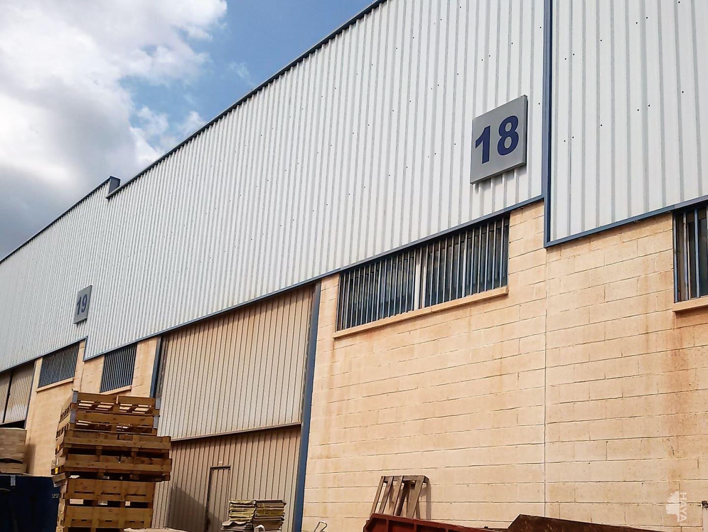Industrial en venta en L` Alcora, Castellón, Calle Foyes Ferraes, 159.000 €, 536 m2