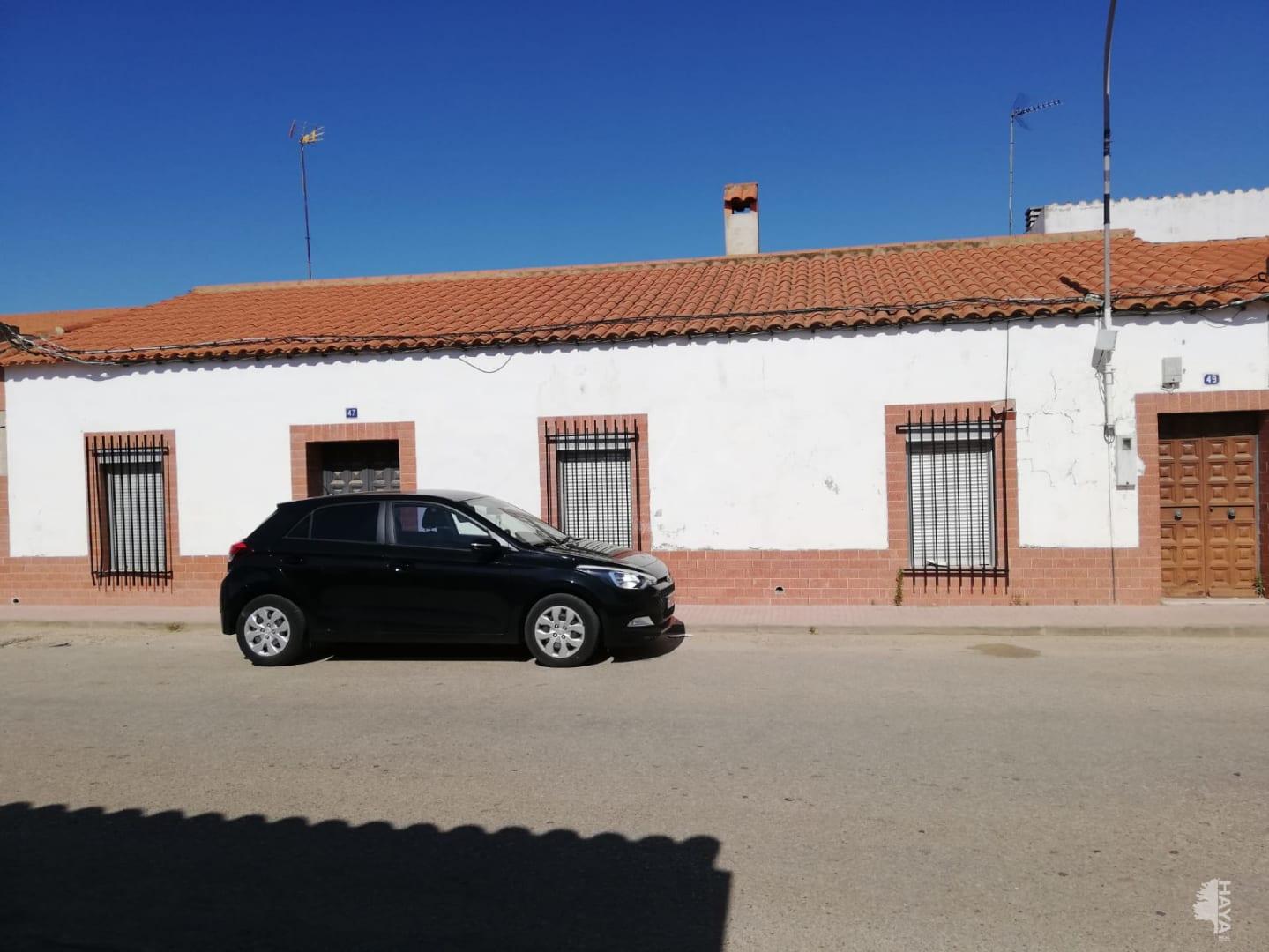 Casa en venta en Santa Marta, Badajoz, Calle San Juan, 42.900 €, 4 habitaciones, 1 baño, 126 m2