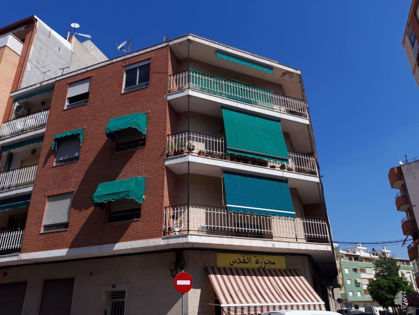 Piso en venta en Callosa de Segura, Alicante, Calle Dos de Mayo, 41.943 €, 3 habitaciones, 1 baño, 111 m2