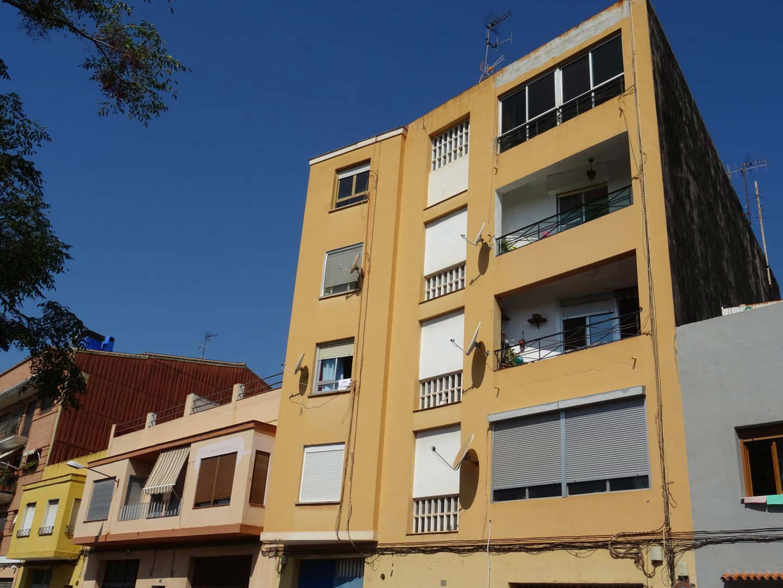 Piso en venta en Virgen de Gracia, Vila-real, Castellón, Calle Cordon, 11.037 €, 3 habitaciones, 1 baño, 92 m2