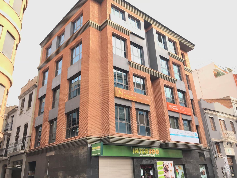 Oficina en venta en Poblados Marítimos, Burriana, Castellón, Calle San Jaime, 77.101 €, 79 m2