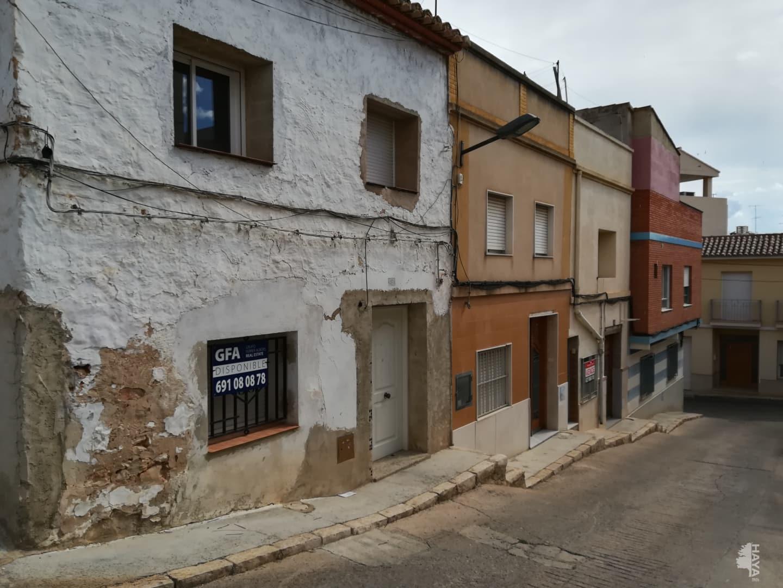Casa en venta en Llíria, Valencia, Calle San Cristobal, 54.900 €, 2 baños, 105 m2