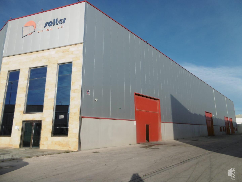 Industrial en venta en Albacete, Albacete, Calle 1, 221.499 €, 1022 m2