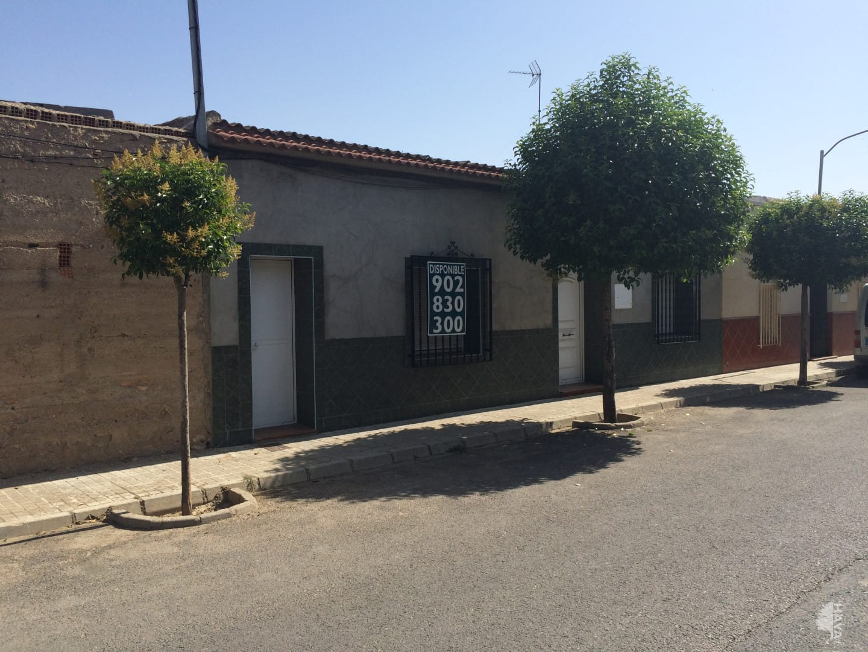 Casa en venta en Argamasilla de Alba, Ciudad Real, Calle Ciudad Real, 76.000 €, 3 habitaciones, 2 baños, 163 m2