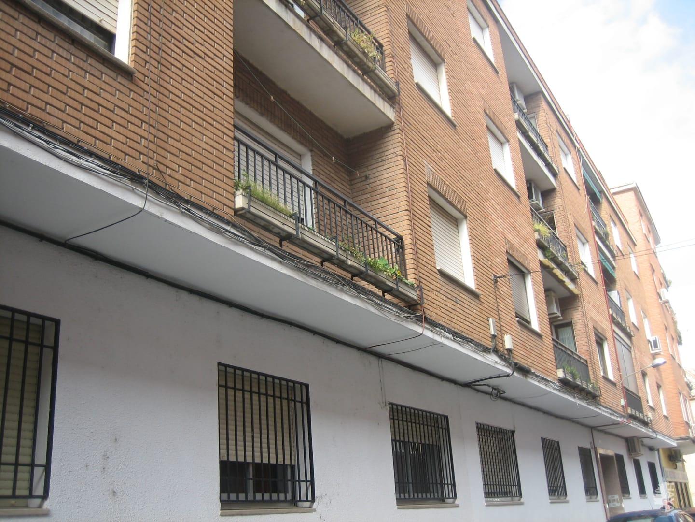 Piso en venta en Talavera de la Reina, Toledo, Calle Patio S Jose, 61.994 €, 3 habitaciones, 1 baño, 98 m2