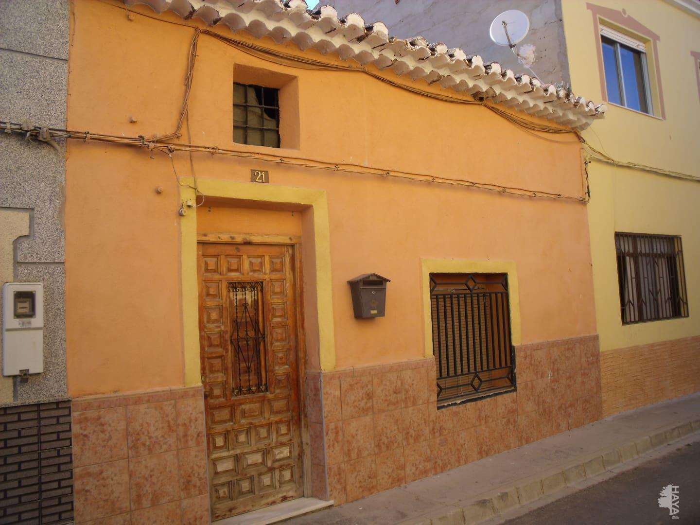 Casa en venta en Tobarra, Albacete, Calle Eras, 27.165 €, 2 habitaciones, 1 baño, 70 m2