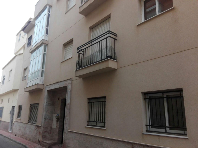 Piso en venta en Huércal-overa, Almería, Calle Cura Valera, 109.000 €, 2 habitaciones, 1 baño, 73 m2
