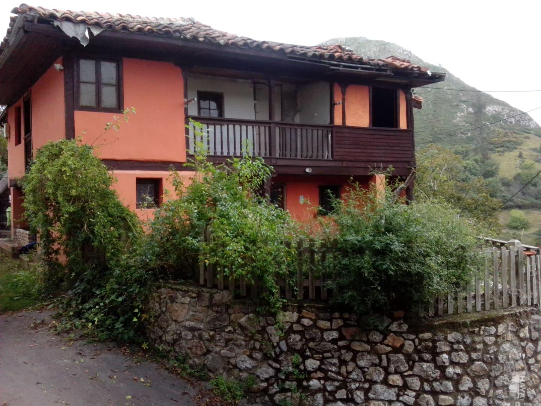 Casa en venta en Parres, Asturias, Lugar Fuentes, 128.800 €, 4 habitaciones, 1 baño, 160 m2