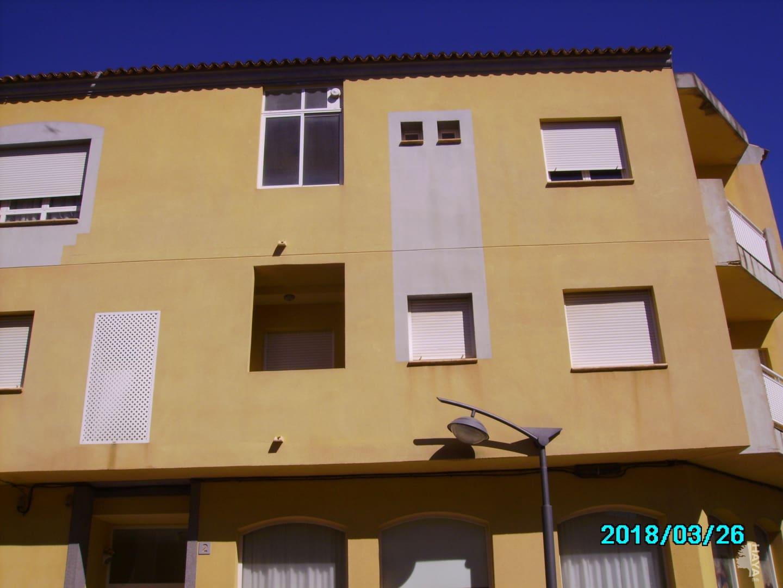 Piso en venta en Ondara, Alicante, Calle Parri, 81.400 €, 3 habitaciones, 2 baños, 109 m2