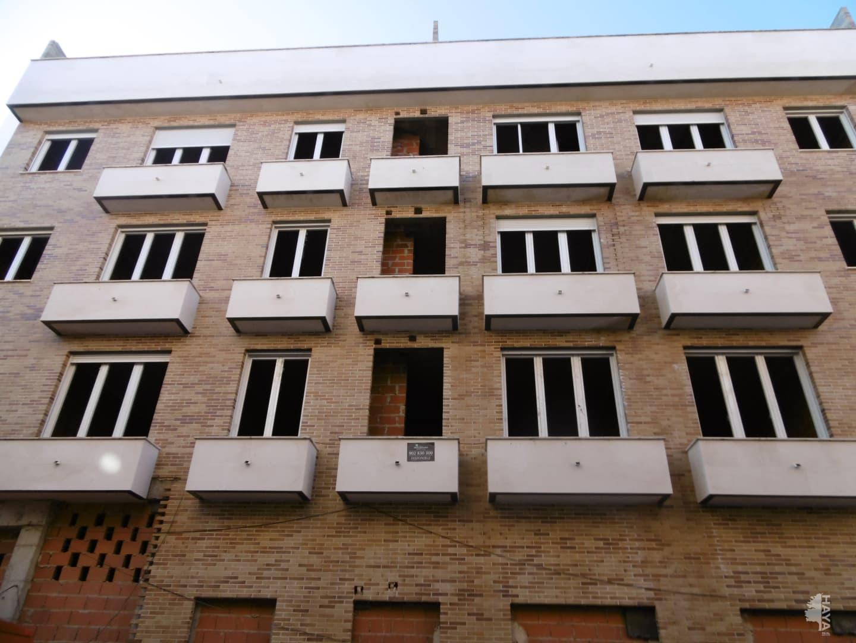Piso en venta en Albacete, Albacete, Calle Badajoz, 87.300 €, 1 habitación, 1 baño, 106 m2