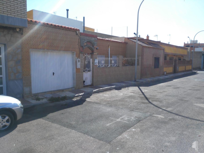 Casa en venta en Roquetas de Mar, Almería, Calle El Pozuelo, 88.949 €, 3 habitaciones, 2 baños, 127 m2