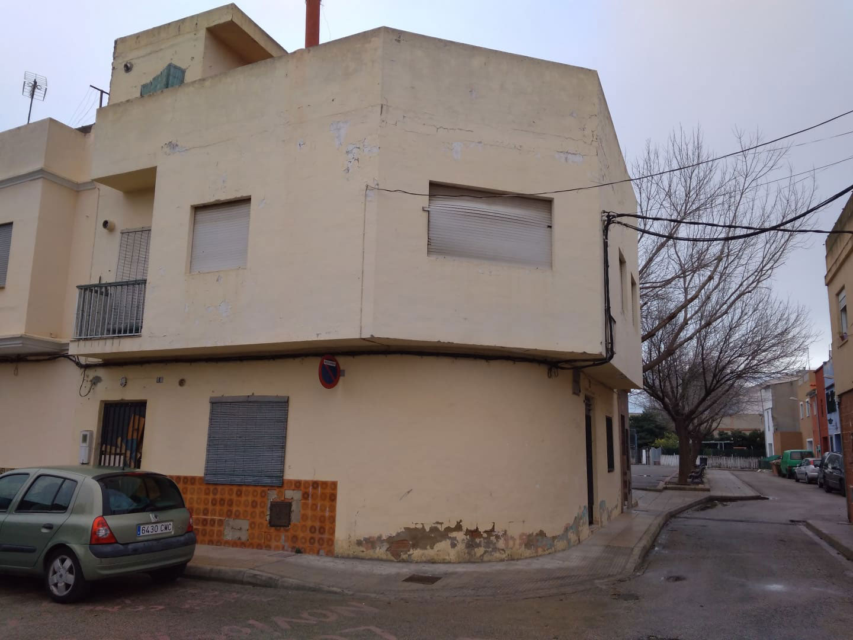 Casa en venta en Alquerieta, Alzira, Valencia, Calle Lleialtat, 66.500 €, 1 habitación, 1 baño, 216 m2
