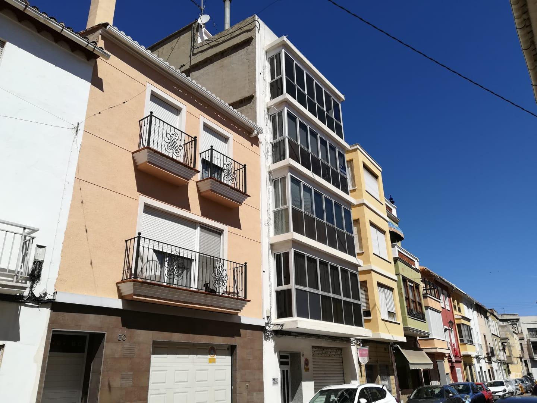 Piso en venta en Bellreguard, Valencia, Calle Mayor, 53.100 €, 1 baño, 123 m2