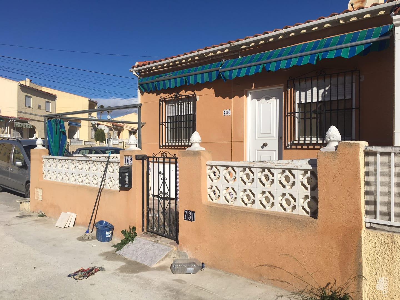 Casa en venta en Alicante/alacant, Alicante, Calle Ebro, 51.700 €, 2 habitaciones, 1 baño, 70 m2