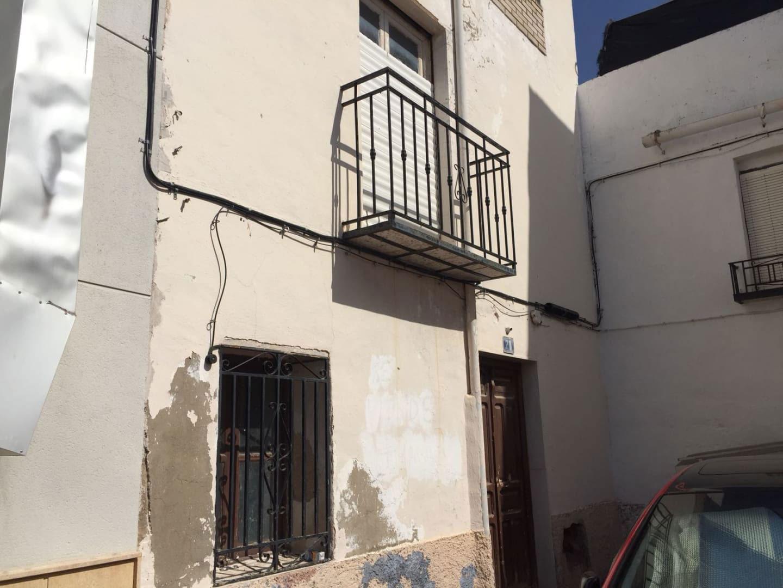 Piso en venta en Piso en Bedmar Y Garcíez, Jaén, 15.416 €, 2 habitaciones, 1 baño, 96 m2