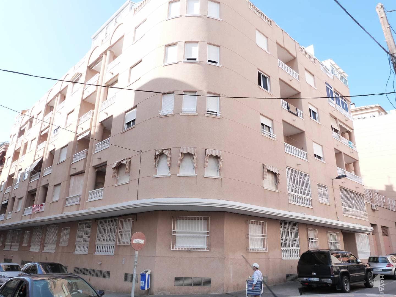 Piso en venta en Torrevieja, Alicante, Calle Capitan Garcia Gea, 63.264 €, 3 habitaciones, 1 baño, 78 m2