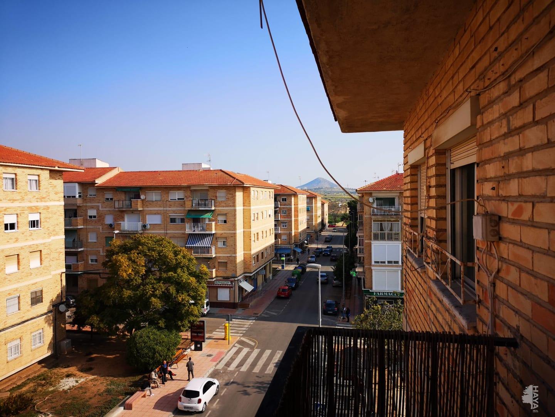 Piso en venta en Cartagena, Murcia, Calle Salado, 36.500 €, 3 habitaciones, 1 baño, 81 m2