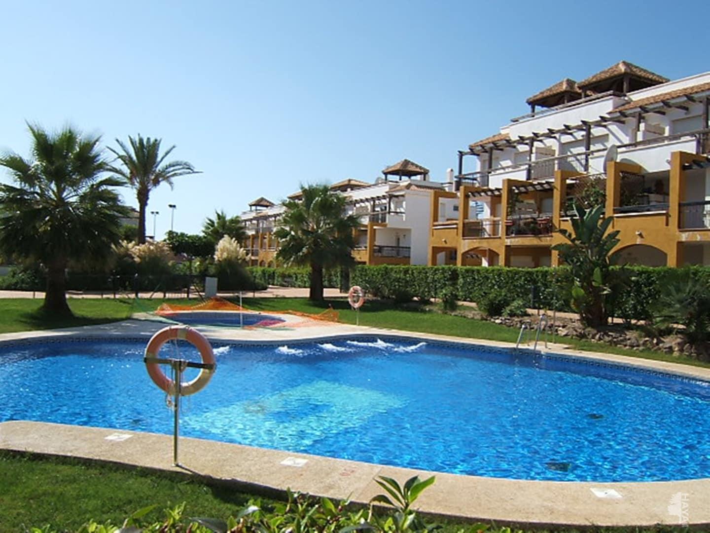 Piso en venta en Vera, Almería, Avenida Alhambra, 77.713 €, 2 habitaciones, 1 baño, 62 m2