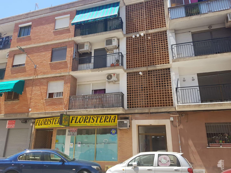 Piso en venta en Burjassot, Valencia, Calle Lauri Volpi, 57.181 €, 3 habitaciones, 1 baño, 79 m2
