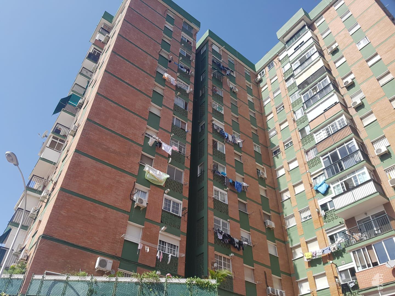 Piso en venta en Málaga, Málaga, Calle Sanhedun, 173.331 €, 3 habitaciones, 1 baño, 94 m2