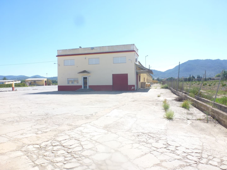 Industrial en venta en Xàtiva, Valencia, Calle Polígono Lg I-1 Canyoles, 615.079 €, 2355 m2