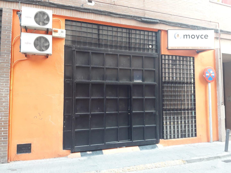 Local en venta en Pavías, Talavera de la Reina, Toledo, Calle Madera, 80.700 €, 234 m2
