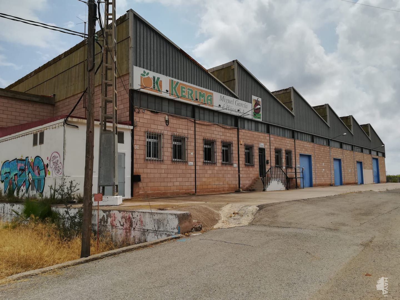 Industrial en venta en Sagunto/sagunt, Valencia, Carretera Valles, 2.362.472 €, 7955 m2
