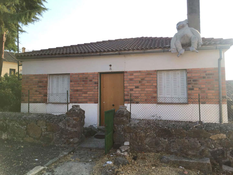 Casa en venta en Segovia, Segovia, Calle Iglesialarevenga, 138.000 €, 2 habitaciones, 1 baño, 675 m2