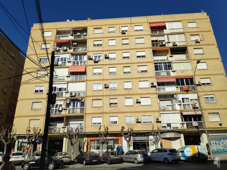 Piso en venta en Murcia, Murcia, Avenida Ciudad de Almería, 66.698 €, 4 habitaciones, 1 baño, 106 m2