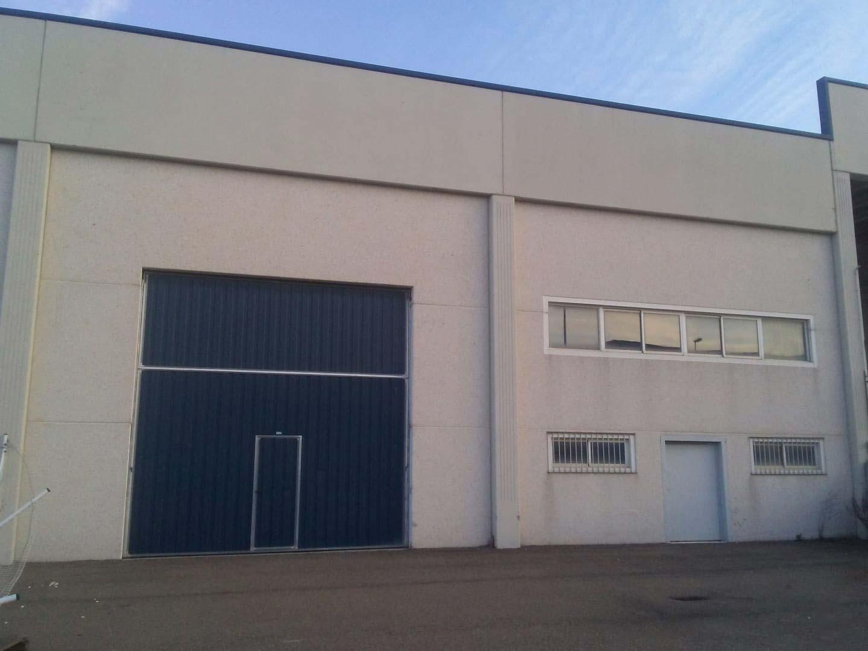 Industrial en venta en Alto de la Muela, la Muela, Zaragoza, Avenida los Angeles, 370.063 €, 1021 m2