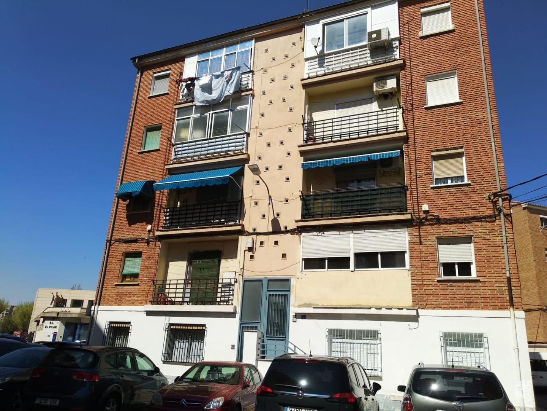 Piso en venta en Albacete, Albacete, Calle Churruca, 47.393 €, 2 habitaciones, 1 baño, 51 m2
