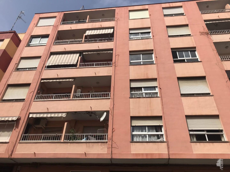 Piso en venta en Gandia, Valencia, Calle Monduber, 87.891 €, 4 habitaciones, 2 baños, 116 m2