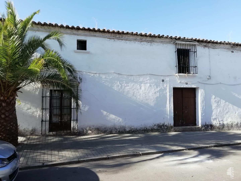 Casa en venta en La Garrovilla, Badajoz, Calle Antonio Machado, 69.000 €, 4 habitaciones, 1 baño, 405 m2
