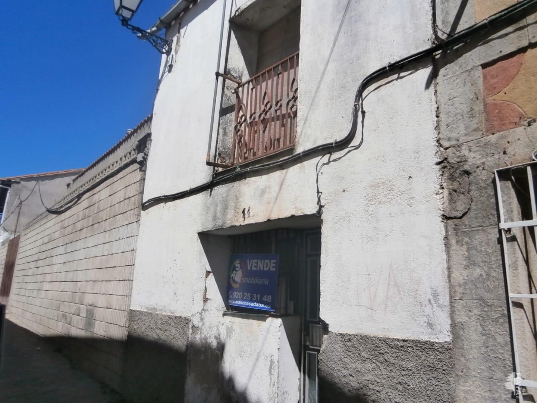 Casa en venta en Cebreros, Ávila, Calle Serrallo, 44.000 €, 88 m2