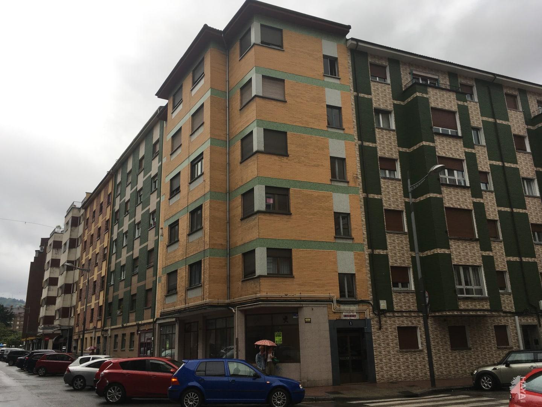 Piso en venta en Figareo, Mieres, Asturias, Calle Lena, 47.535 €, 3 habitaciones, 1 baño, 77 m2