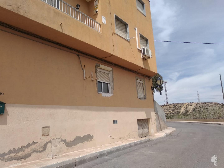 Piso en venta en La Gloria, Huércal de Almería, Almería, Calle Malaga, 62.790 €, 4 habitaciones, 1 baño, 125 m2