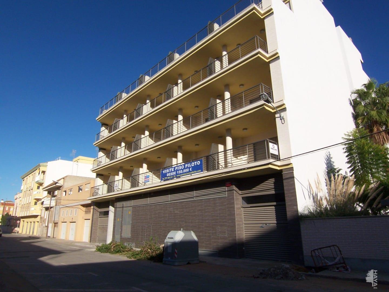 Piso en venta en El Grao, Moncofa, Castellón, Calle Almirante Cervera, 89.300 €, 2 habitaciones, 1 baño, 92 m2