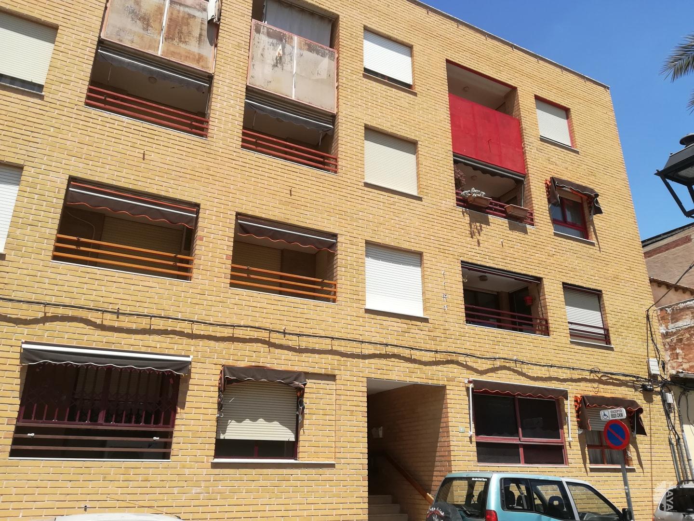 Piso en venta en Aspe, Alicante, Calle Santa Faz, 72.030 €, 4 habitaciones, 1 baño, 121 m2
