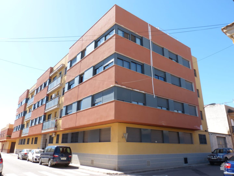 Piso en venta en El Grao, Moncofa, Castellón, Calle Maestro Serrano, 72.105 €, 3 habitaciones, 2 baños, 120 m2