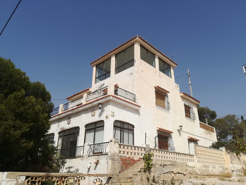 Casa en venta en Pla D'en Sarrió, El Campello, Alicante, Calle Azorin, 442.995 €, 4 habitaciones, 2 baños, 290 m2