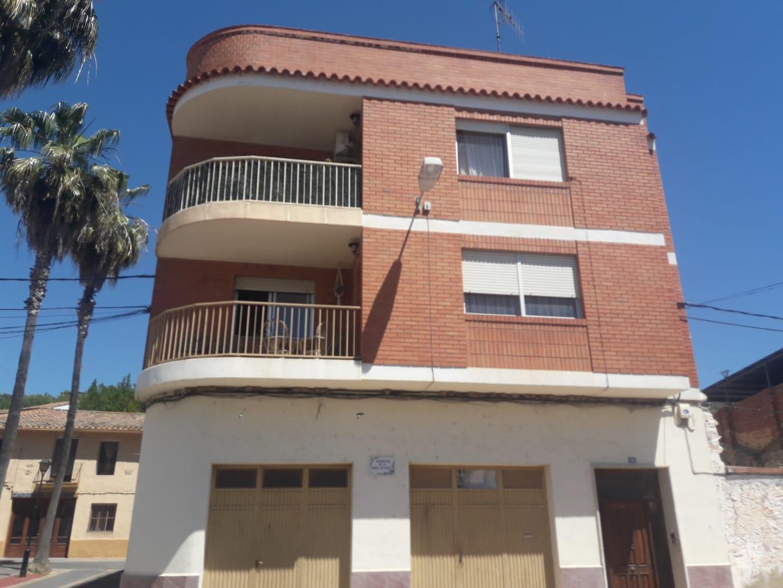 Piso en venta en Artana, la Llosa, Castellón, Avenida San Felipe de Neri, 50.993 €, 4 habitaciones, 2 baños, 131 m2