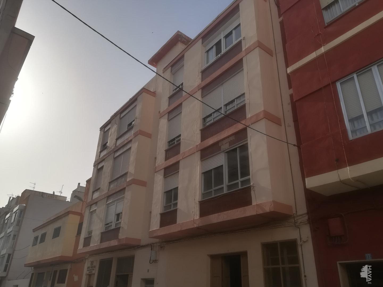 Piso en venta en Poblados Marítimos, Burriana, Castellón, Calle Manuel Peris Fuentes, 48.400 €, 3 habitaciones, 1 baño, 104 m2
