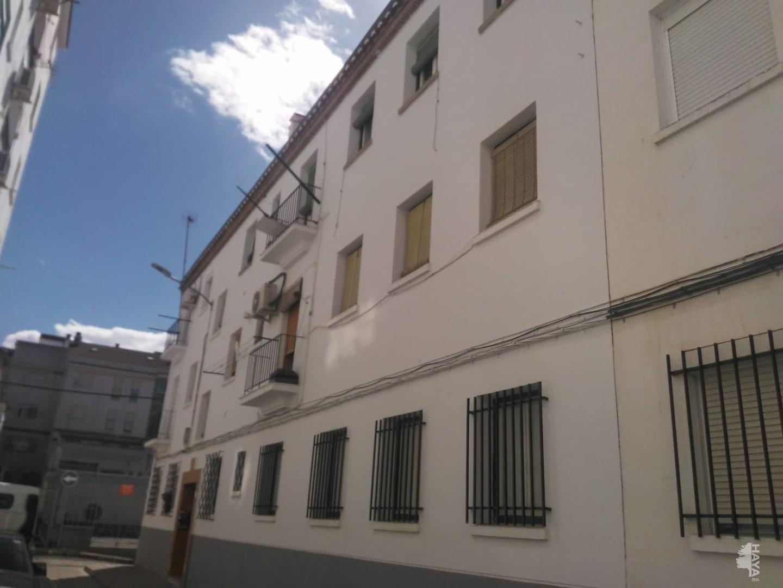 Piso en venta en San Jorge, Cáceres, Cáceres, Calle Fortuny, 44.000 €, 2 habitaciones, 1 baño, 70 m2