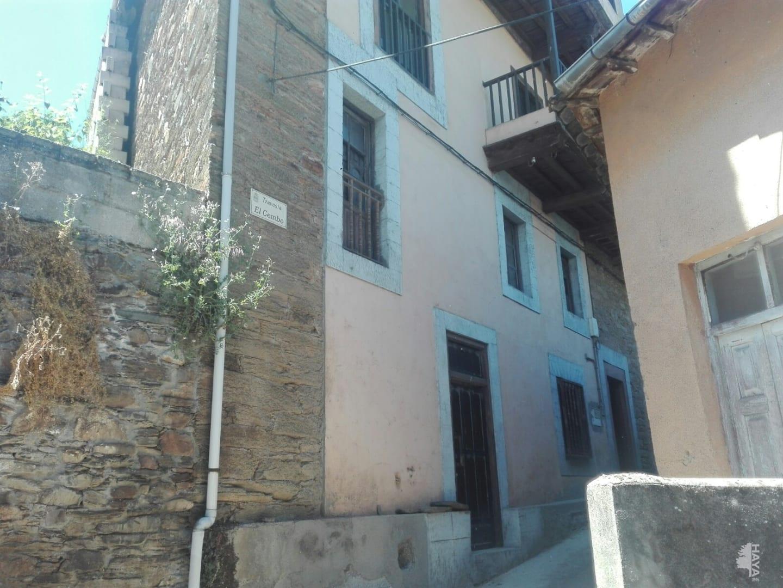 Casa en venta en Ponferrada, León, Travesía Travesia Cembo, 86.000 €, 6 habitaciones, 1 baño, 343 m2