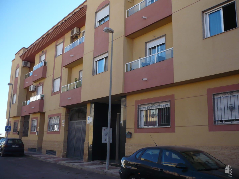 Piso en venta en Los Depósitos, Roquetas de Mar, Almería, Calle Lola Flores, 60.060 €, 1 habitación, 1 baño, 110 m2