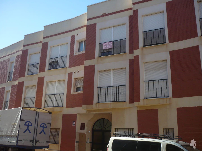 Piso en venta en Los Depósitos, Roquetas de Mar, Almería, Avenida Maria Guerrero, 57.225 €, 2 habitaciones, 1 baño, 65 m2