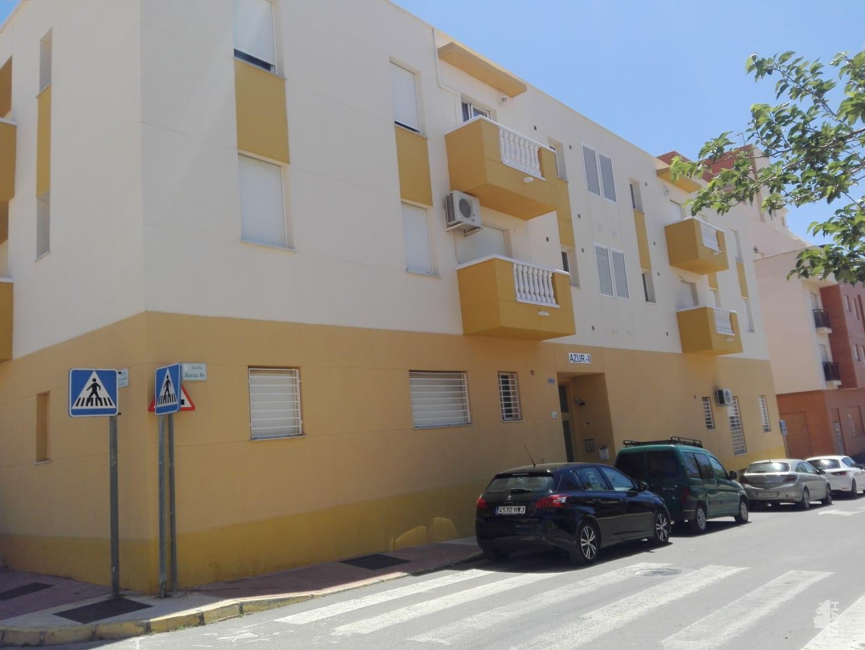 Piso en venta en Venta de Gutiérrez, Vícar, Almería, Calle Santa Fe, 47.355 €, 2 habitaciones, 1 baño, 107 m2